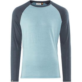 Lundhags Merino Light - Camiseta de manga larga Hombre - azul